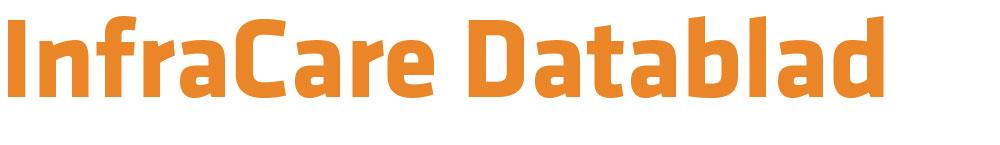 InfraCare Datablad